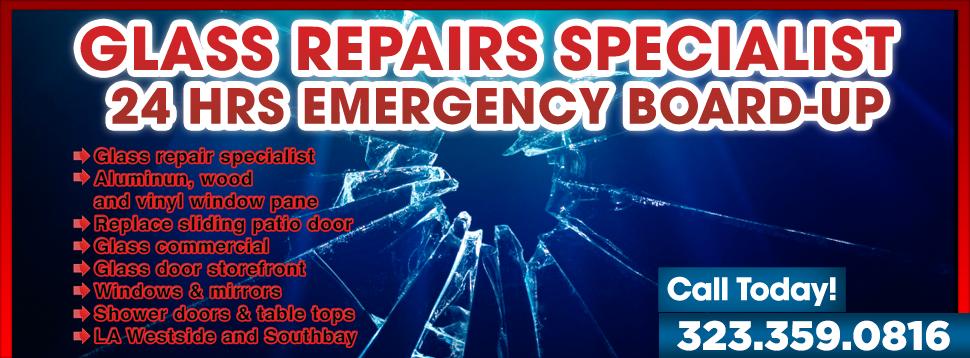 glass repair specialist