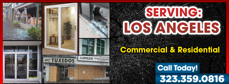 glass repair los angeles